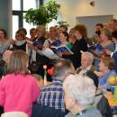 Mai-Singen im Seniorenezentrum Schelklingen