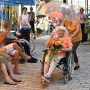 Sommerfest im Seniorenzentrum Erbach
