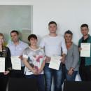 Rumänische Pflegekräfte in den Seniorenzentren der Pflegeheim GmbH Alb-Donau-Kreis