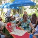 Sommerfest im Seniorenzentrum Laichingen
